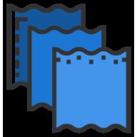 1.4. Финишная отделка стен и потолков, напольные покрытия